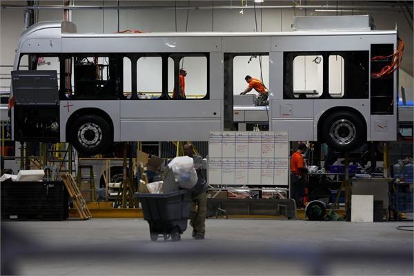 政策环境友好 比亚迪计划明年在加拿大开设电动卡车工厂