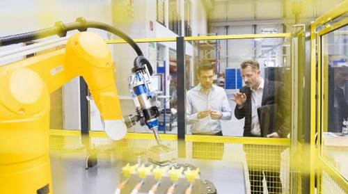 制造业中机器人技术意味着什么?