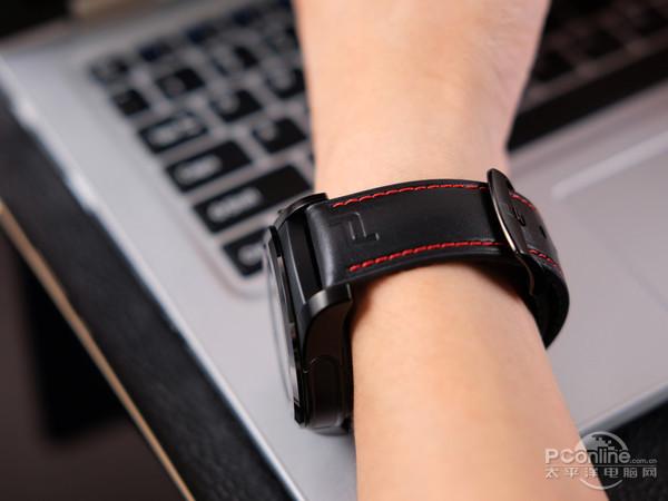 商务运动随行随心 高端人士选择PORSCHE DESIGN HUAWEI Smartwatch评测