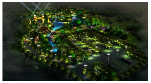 ZigBee怎么应用在城市景观灯中并具有哪些优势?