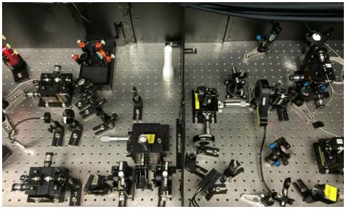 新研究:普通激光器取代飞秒激光装置区分物质成分