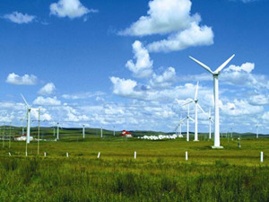湖北麻城中馆驿风电场项目顺利取得核准批复