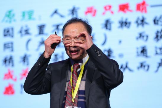 非傍轴光学发明者丁守谦:3D立体眼镜本不用累眼