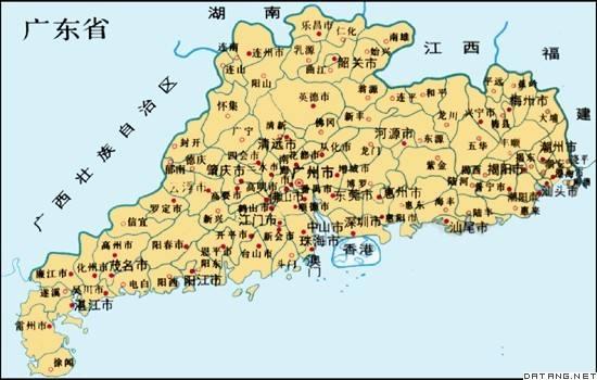 广东沿海经济带综合发展规划:3.5万亿打造黄金海岸