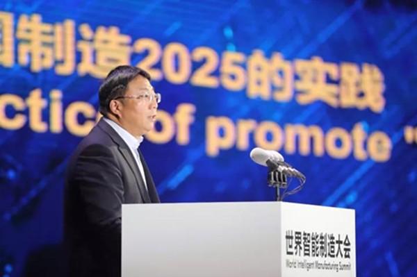 陆川:工业互联网助力先进制造