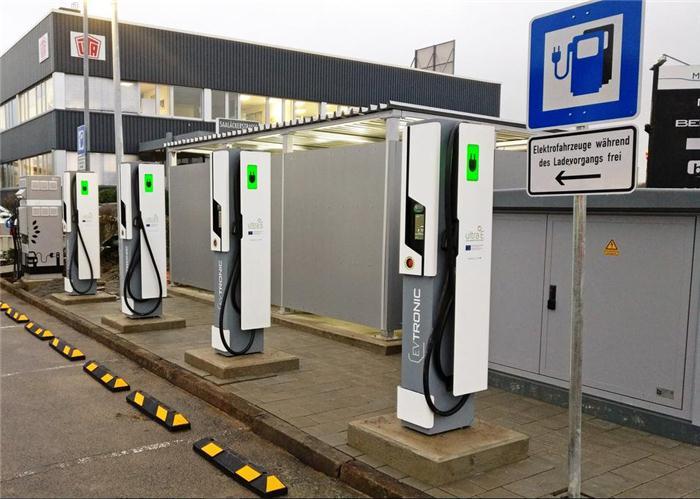 欧洲打造超快速充电网络 充电率或达350kW