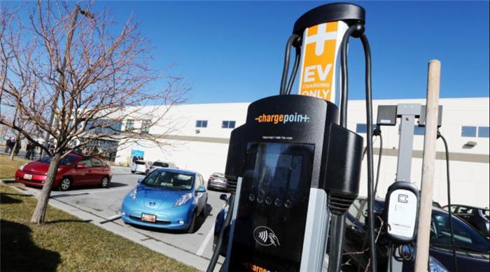 Packsize建立犹他州最大电动车充电站 推动零排放车辆