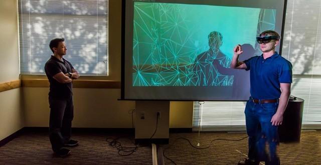 美国用HoloLens进行核设施安全培训和分析