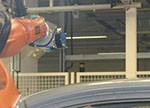 精密位移传感器助力工业机器人大显神威