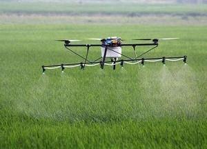 全国农业植保无人机七成来自松山湖