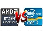 Ryzen 7 1700和i7-7700K游戏跑分PK:只是一个8核打4核的故事?