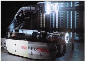 惊!机器人也会怕福岛核辐射