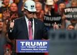 美国特朗普将弃奥巴马的环保计划