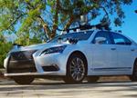 丰田推出新款自动驾驶汽车:加入7枚激光雷达