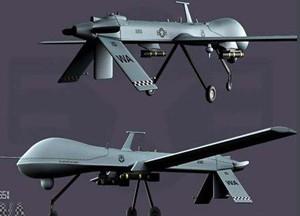 美海军测试补给投送无人机 成本3000美元以下