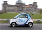 德国柏林共享汽车品牌大比拼