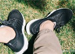 米家智能运动鞋上脚体验:轻盈不磨脚 透气性好