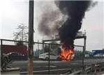 解码国内首例Model X碰撞起火事故