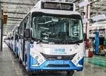 探访比亚迪杭州基地 新能源客车竟是这样生产的?