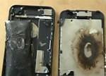 iPhone 7充电中发生爆炸 电池的问题?