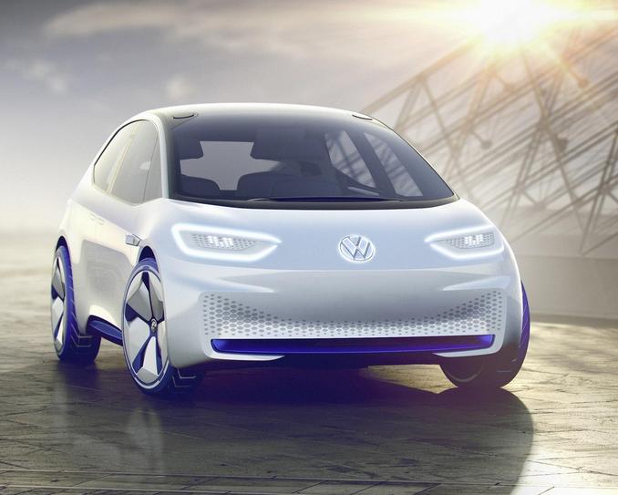 大众明确百亿新能源投资 欲领跑中国车市