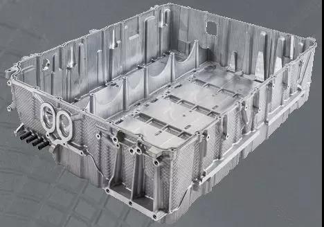 Aluminum Die Casting铝压铸电池包箱体