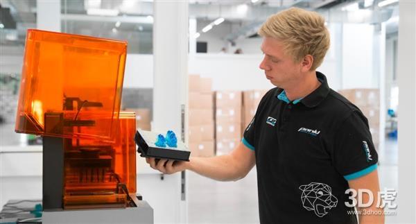 Formlabs推出两种新型3D打印树脂Rigid和Gray Pro