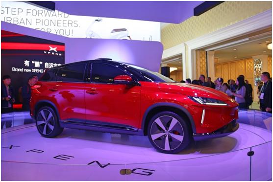 小鹏汽车G3量产版首发CES,新造型及自动驾驶功能曝光