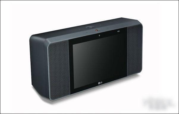 Smart Display平台智能音箱亮相CES 配备8吋触摸屏