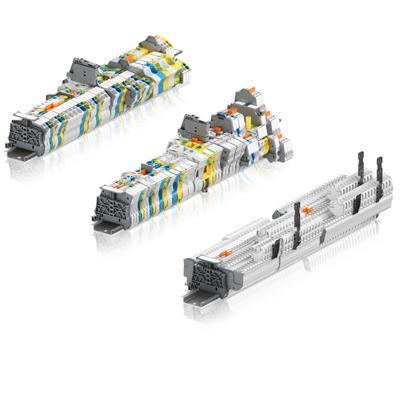 告别传统电源分配系统,ABB推出灵活的配电解决方案