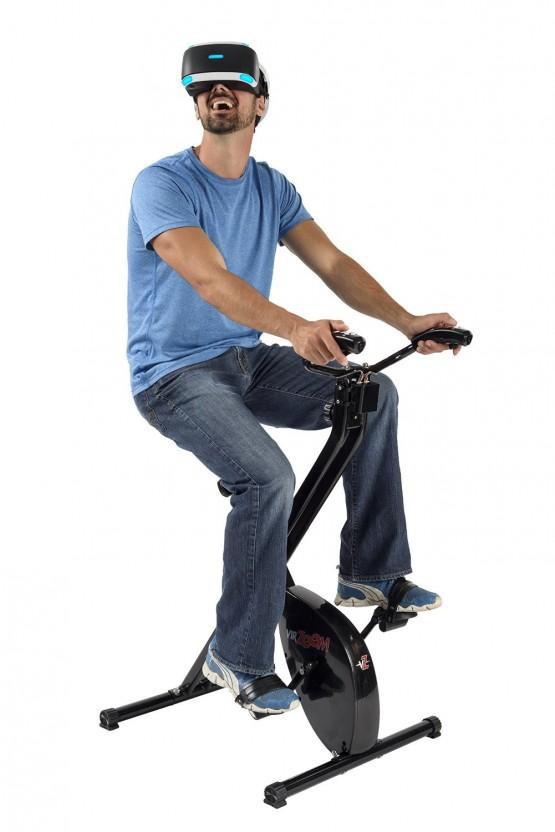 VR健身单车开发商VirZOOM完成550万美元融资