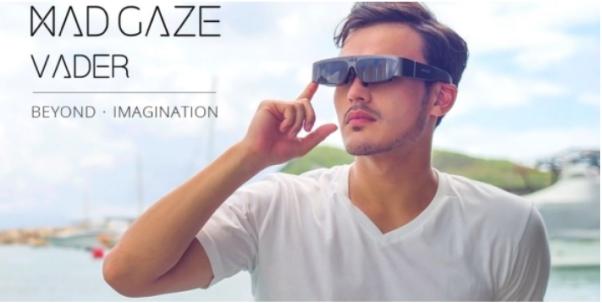 MAD Gaze登陆美国CES电子展,AR智能眼镜迎来爆发式增长