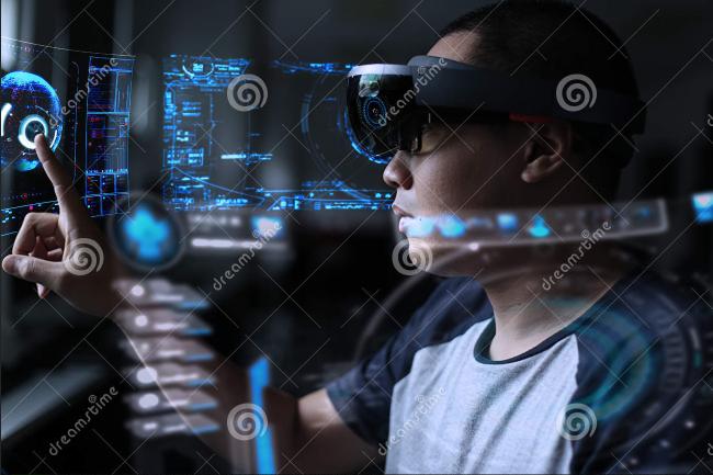 微软增强现实全息透镜颠覆外科医生手术应用