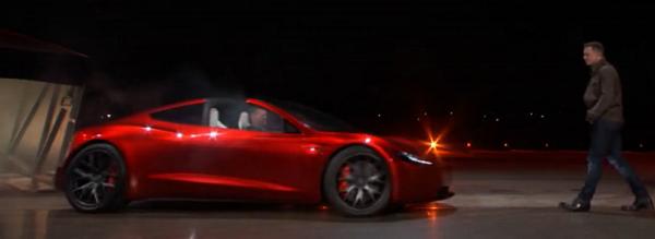 电动超跑要上天?Roadster未来面临重重挑战