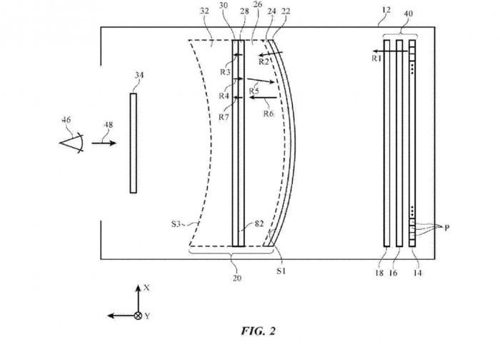 苹果智能眼镜专利曝光