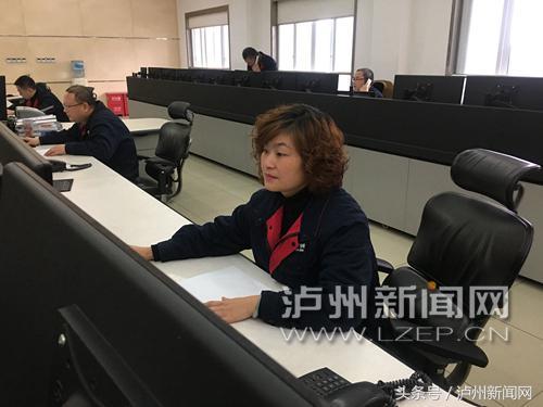 重庆大姐18年来见证泸州电网发展