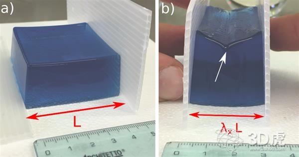 折痕为意大利数学家提供了4D打印的突破