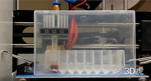 3D打印帮助宇航员在太空中研究自己的血液样本