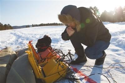 祖国最北端:激光雷达助力中科院漠河台站观测工作