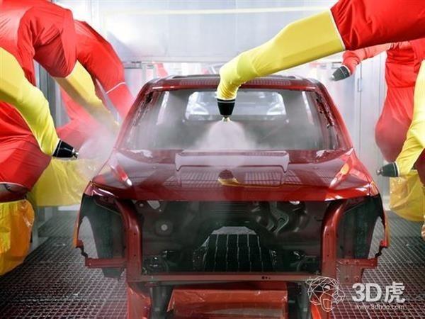 福特使用3D打印来提高导航、远征SUV的产量