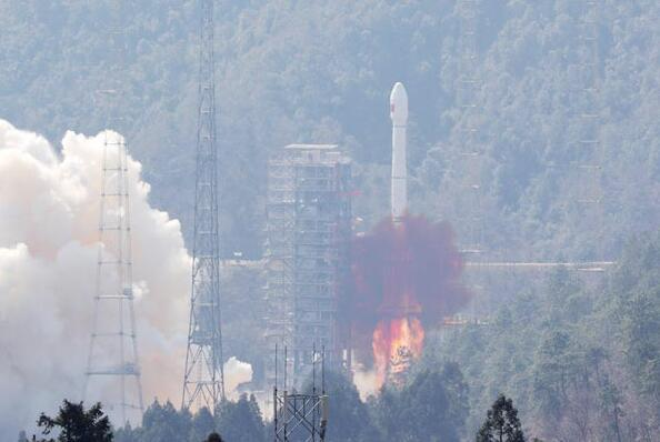 一箭双星成功发射!将两颗北斗导航卫星送入轨道 距覆盖全球又近一步
