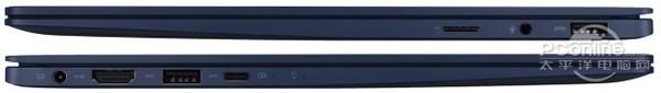 华硕最新轻薄本在美上市 最薄处只有1.39厘米