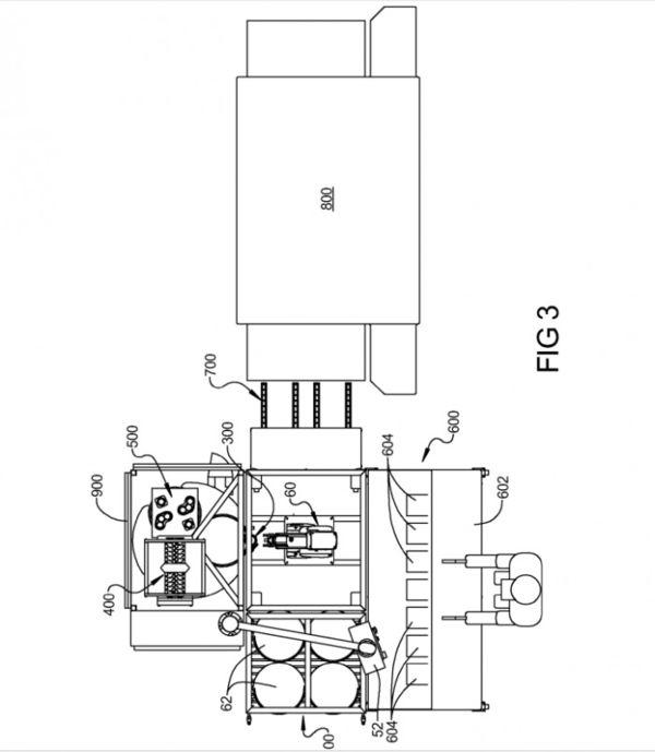 Little Caesars发布披萨饼机器人专利