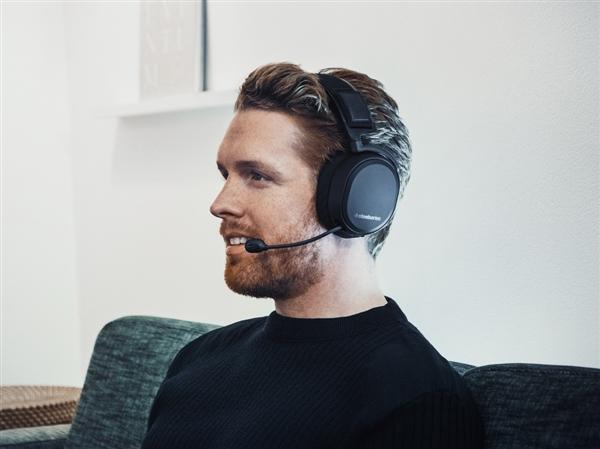 赛睿寒冰Pro电竞耳机发布:首款Hi-Fi+Hi Res双认证