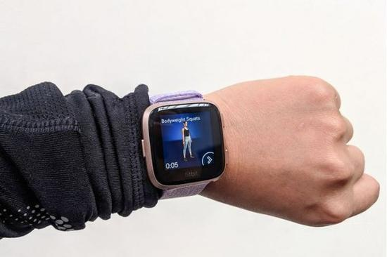 Fitbit正式发布Versa智能手表