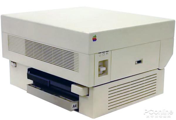 原来那么大为何越来越小 桌面激光打印机编年史