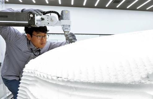 现代摩比斯启用3D打印 设计及制作定制版零部件