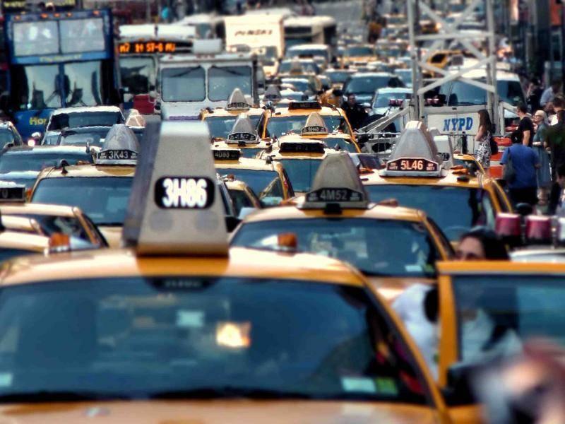 滴滴们,给城市添点堵