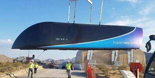"""时速613公里、14秒内""""秒停""""?马斯克的超级高铁离上路还有多远"""