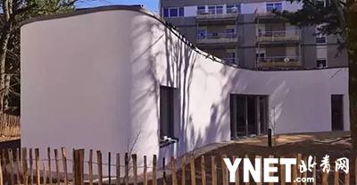 法国首套3D打印房屋亮相 六月将迎来第一批住户